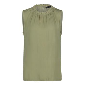 Блуза без рукавів