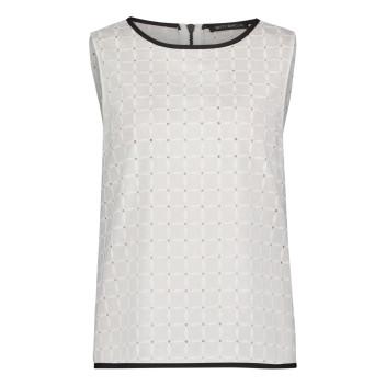 Блуза без рукавів - 1049198