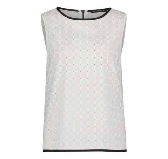 Блуза без рукавів 1079476 Betty Barclay - 1079476 фото 3