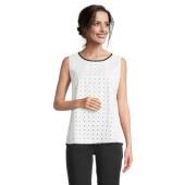 Блуза без рукавів 1079476 Betty Barclay - 1079476 фото 7