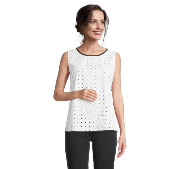 Блуза без рукавів 1079476 Betty Barclay - 1079476 фото 2
